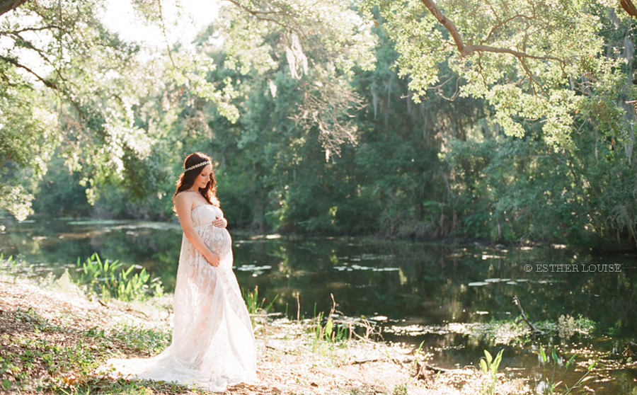 Natural Maternity Session 187 Esther Louise Photography