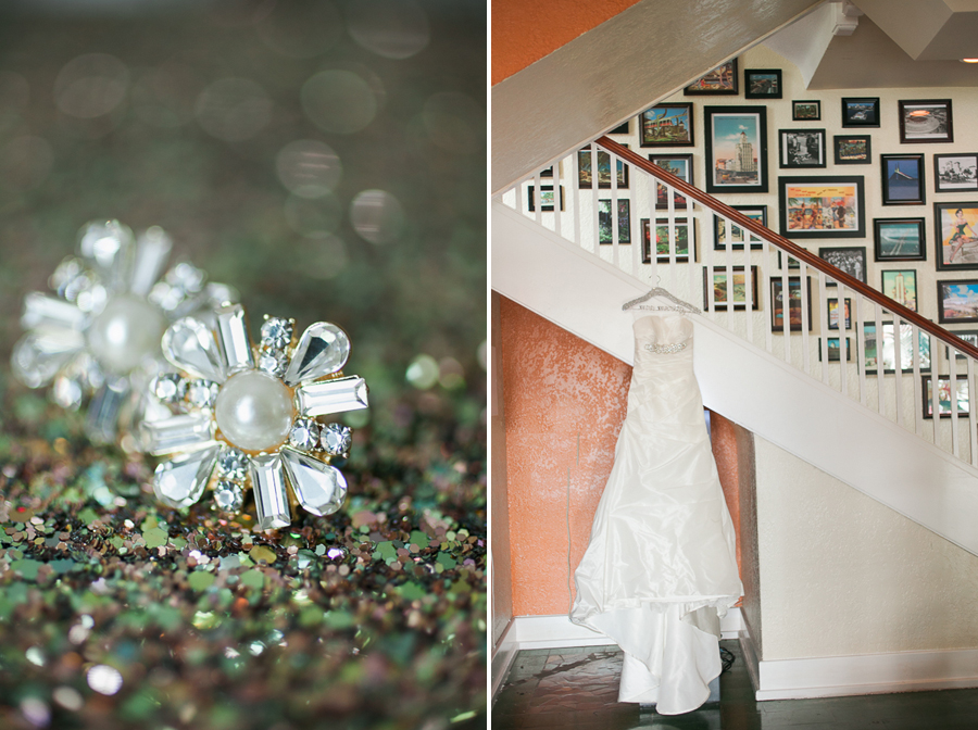 esther louise photography shuffleboard courts wedding 1